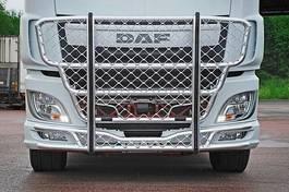 bullbar vrachtwagen onderdeel DAF BULLBAR RVS ONGESPOTEN MET RUBBERS