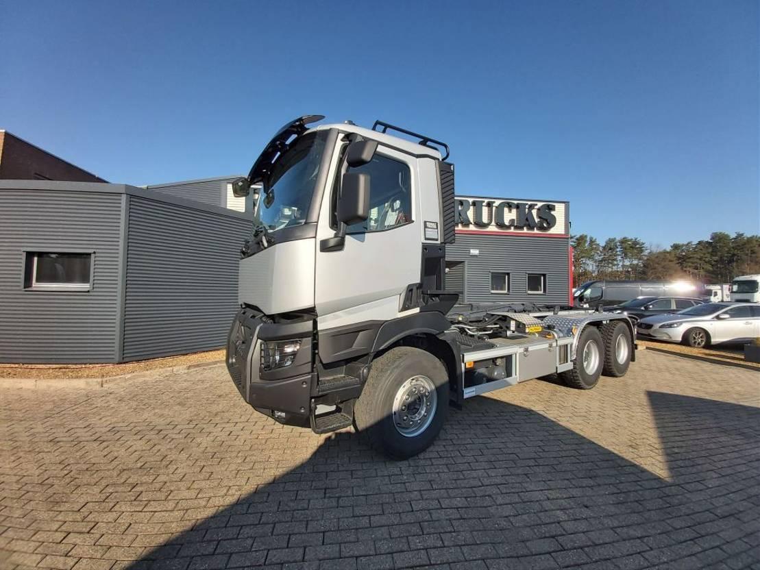 containersysteem vrachtwagen Renault C460 C440 K P6x4 2021