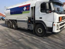 tankwagen vrachtwagen Volvo FM 2005