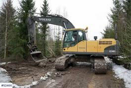 rupsgraafmachine Volvo EC240CL Excavator 2008