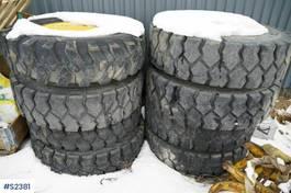overige bouwmachine Volvo EW160B Tires