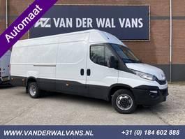 gesloten bestelwagen Iveco Daily 35C16V 2.3 410 L3H2 AUTOMAAT Airco, 3,5T trekvermogen, 3-zits 2019