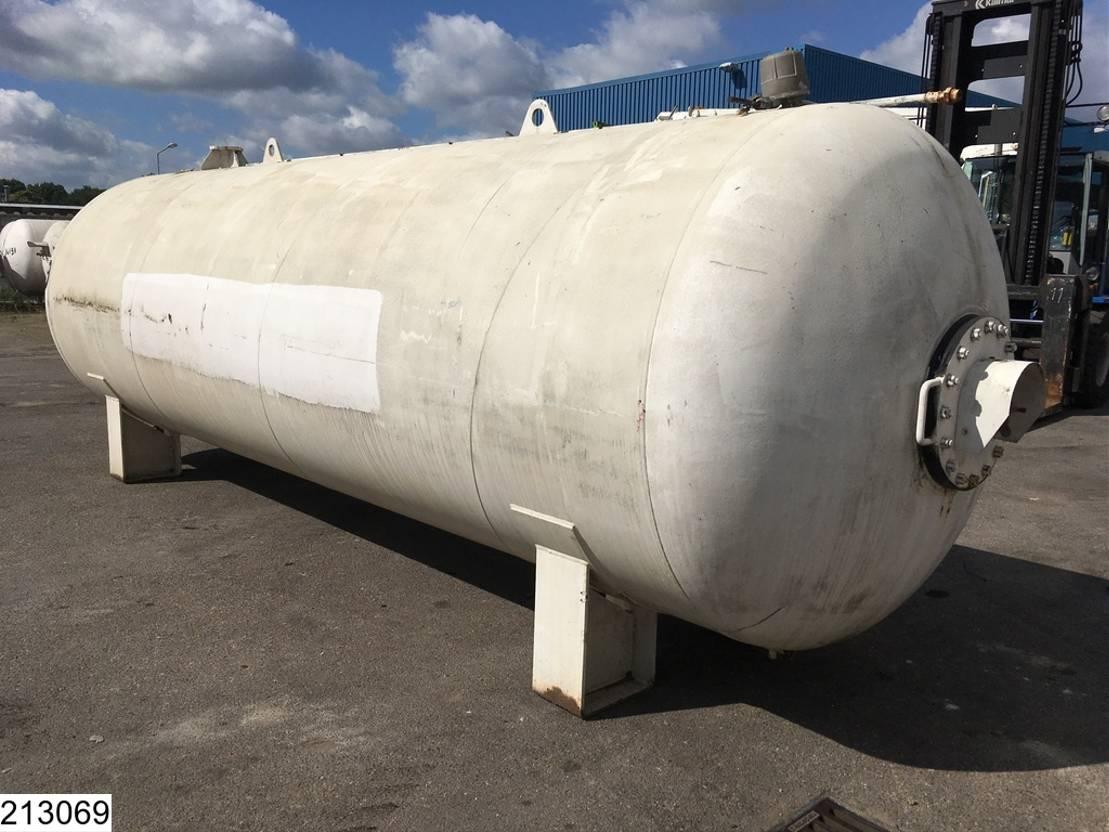 tankcontainer Diversen Citergaz Gas 14850 liter LPG GPL gas storage tank 1972