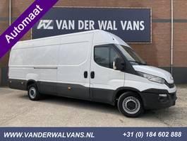 gesloten bestelwagen Iveco Daily 35S16 Euro6 L3H2 *Automaat* Airco, 3,5T trekgewicht, 3-zits 2018