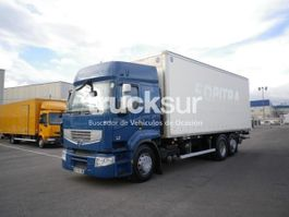 bakwagen vrachtwagen Renault PREMIUM 430.26 2013