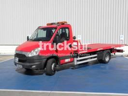 takelwagen bedrijfswagen Iveco 70C17 2012