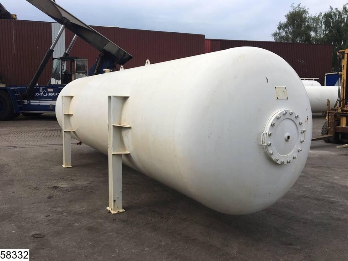 tankcontainer Diversen Citergaz Gas 16360 liter LPG GPL gas storage tank 1969