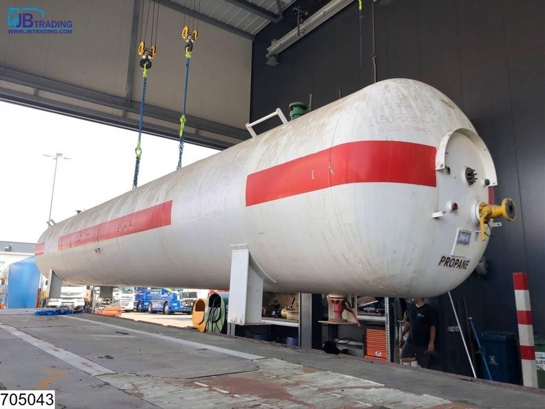 tankcontainer Diversen Citergaz Gas 30000 Liter LPG / GPL Gas / Gaz storage tank, Prop