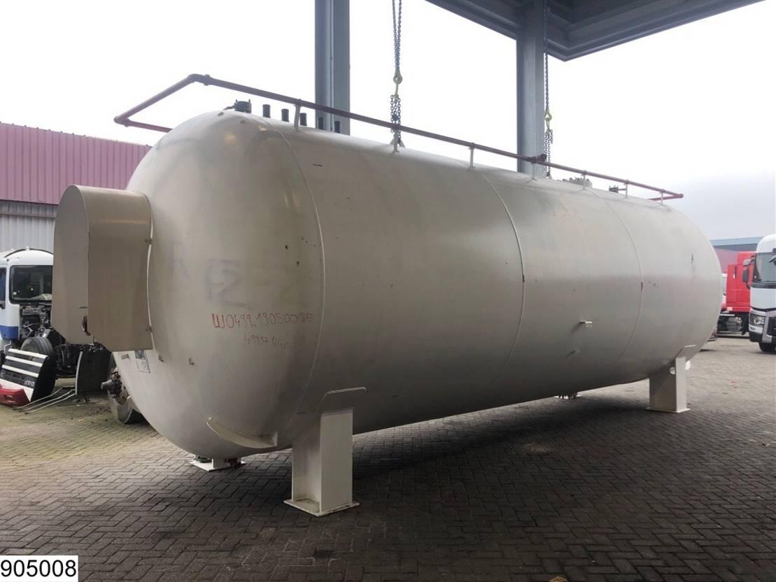 tankcontainer Diversen Citergaz Gas 49997 Liter LPG / GPL Gas/ Gaz storage tank, Propa