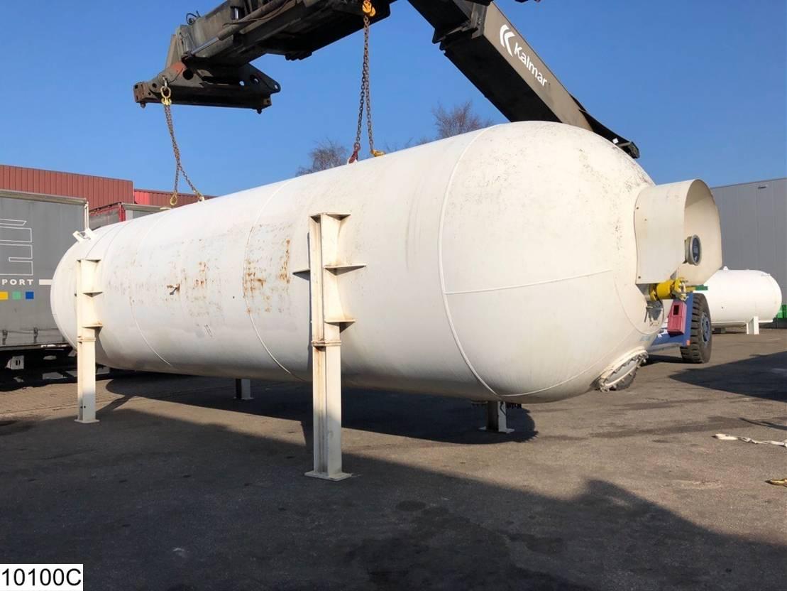 tankcontainer Diversen Citergaz Gas 50000 Liter LPG GPL gas storage tank 1990