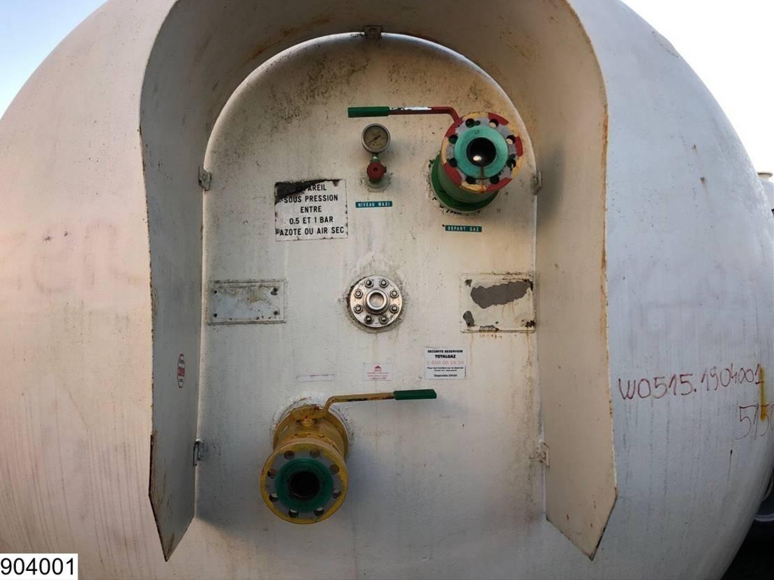 tankcontainer Diversen Citergaz Gas 51500 Liter LPG Gas/ Gaz storage tank, Propane, Ga