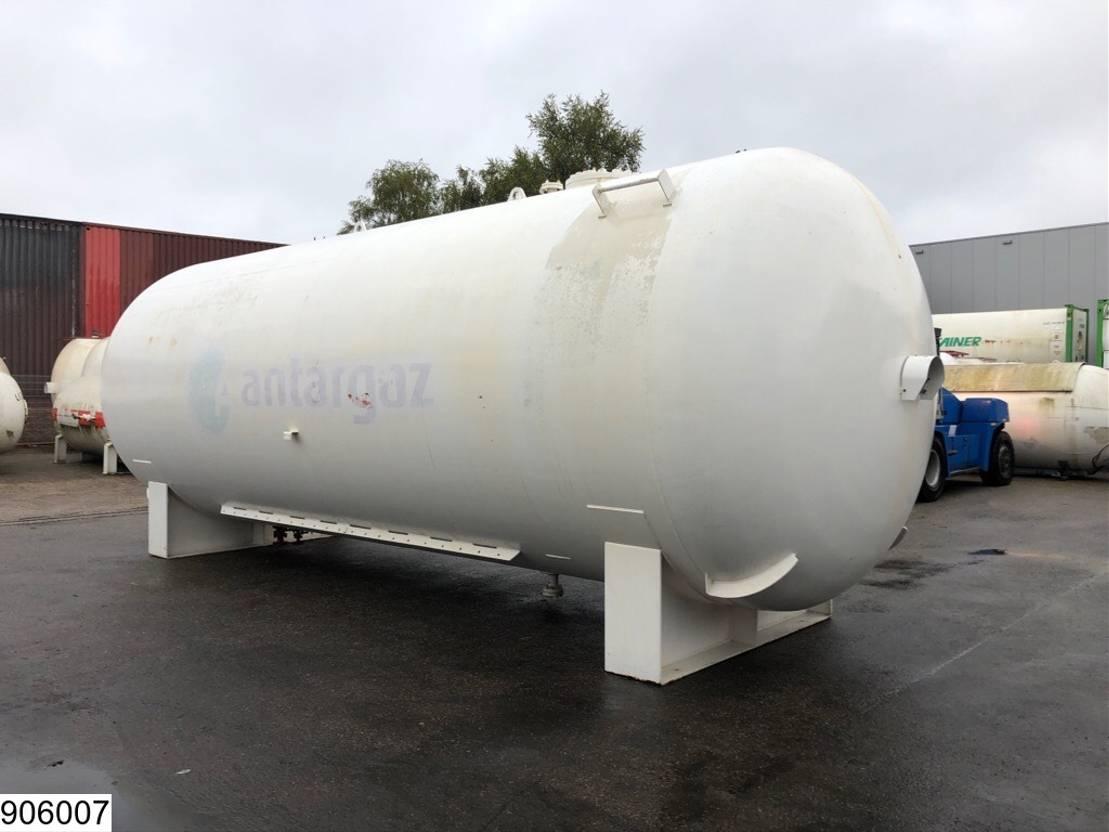 tankcontainer Diversen Citergaz Gas 51740 Liter LPG / GPL Gas/ Gaz storage tank, Propa