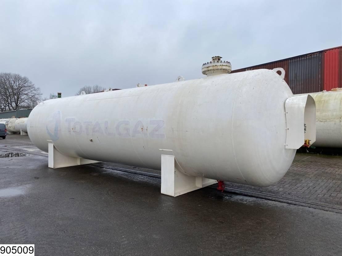 tankcontainer Diversen Citergaz Gas 52060 Liter LPG / GPL Gas/ Gaz storage tank, Propa