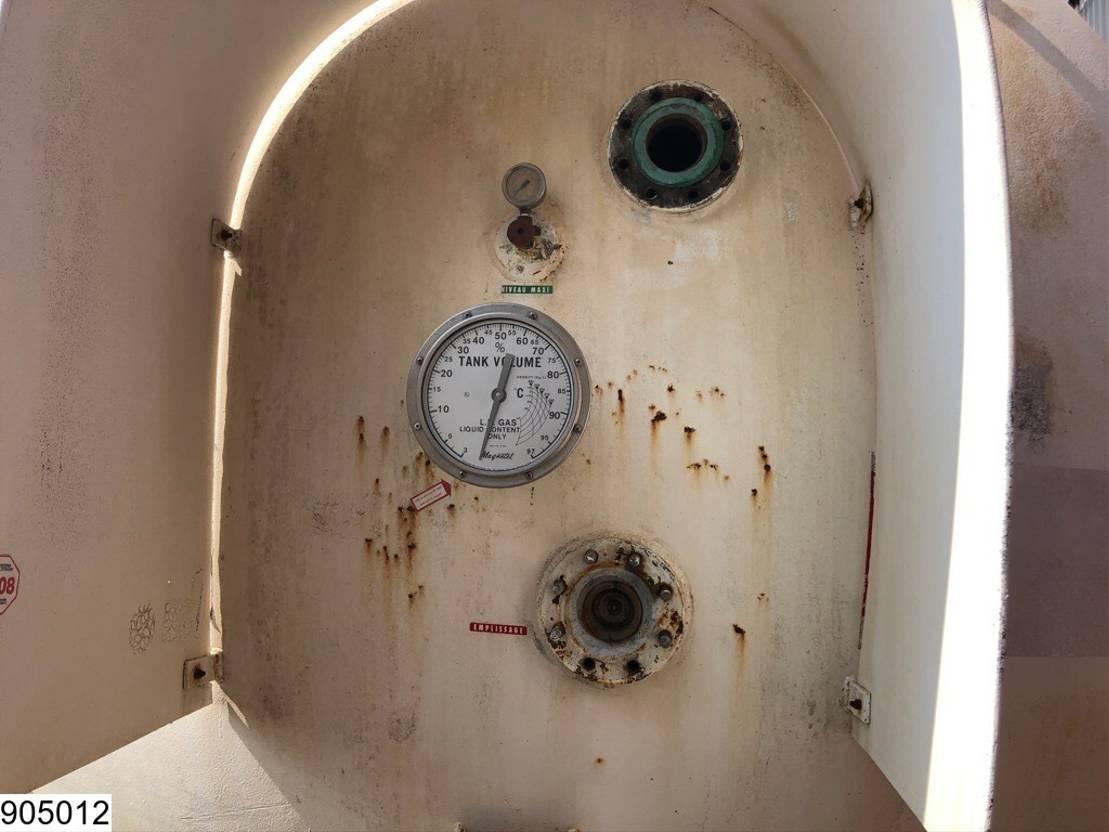 tankcontainer Diversen Citergaz Gas 52950 Liter LPG / GPL Gas/ Gaz storage tank, Prop