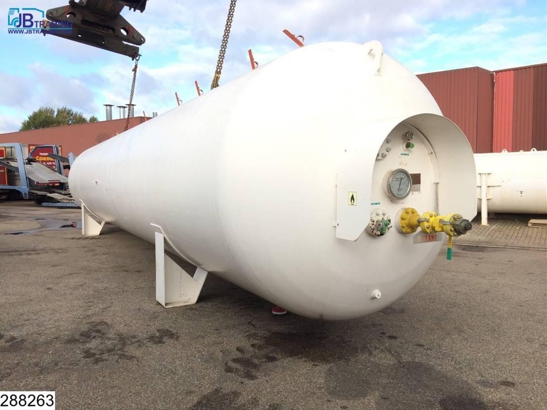 tankcontainer Diversen Citergaz Gas 69700 liter LPG GPL gas storage tank 1980