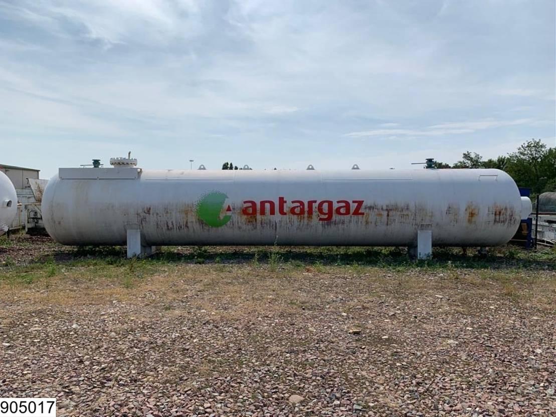 tankcontainer Diversen Citergaz Gas 69930 Liter LPG / GPL Gas/ Gaz storage tank, Propa