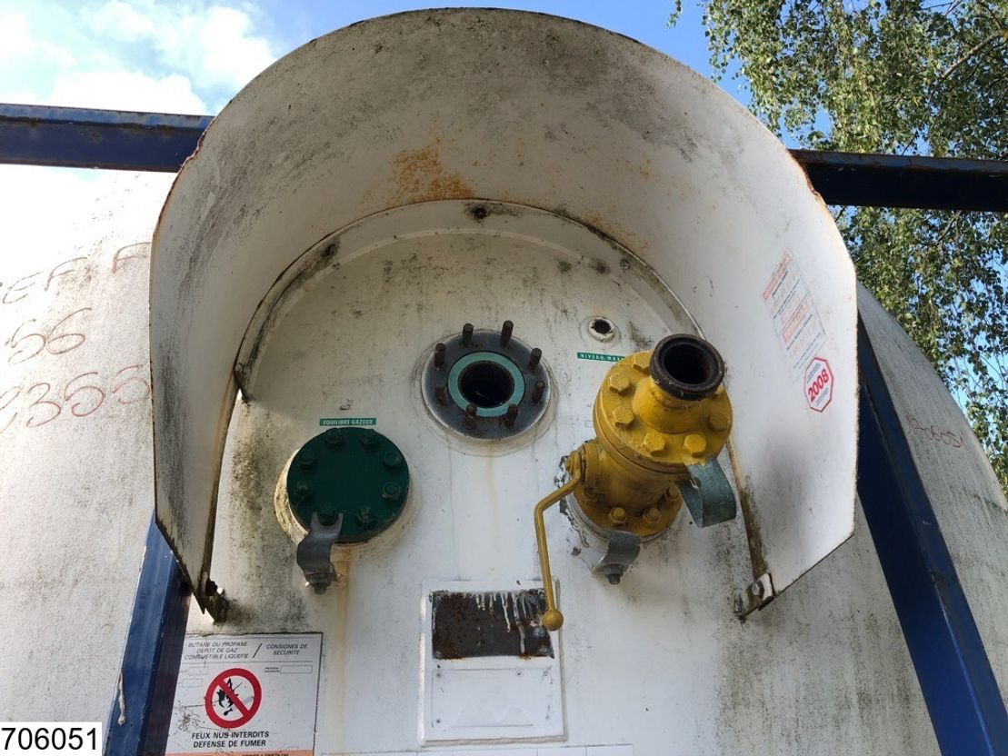 tankcontainer Diversen Citergaz Gas 70000 liter Propane LPG / GPL storage Gas gaz prop