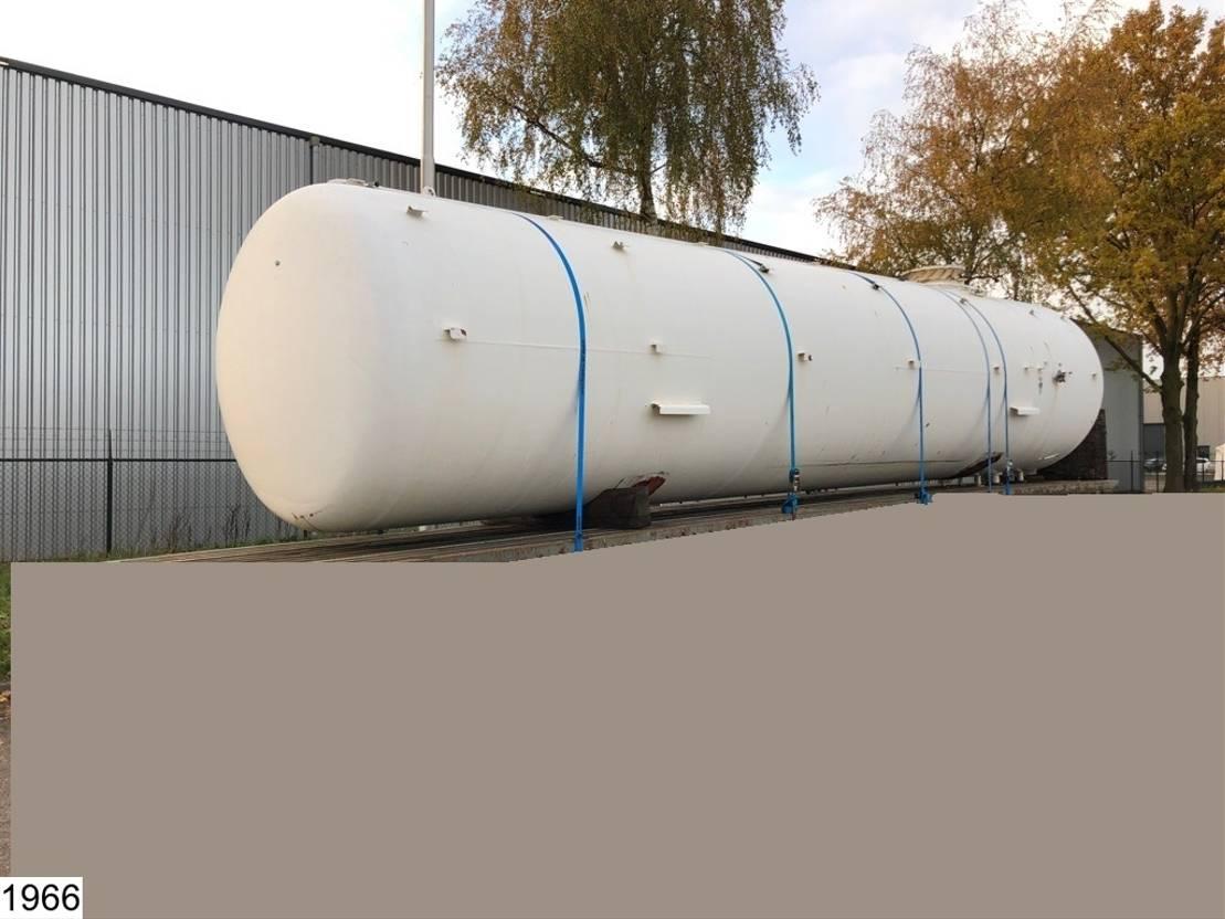 tankcontainer Diversen Voest Gas 60000 liter Propane LPG / GPL storage Gas gaz 1963