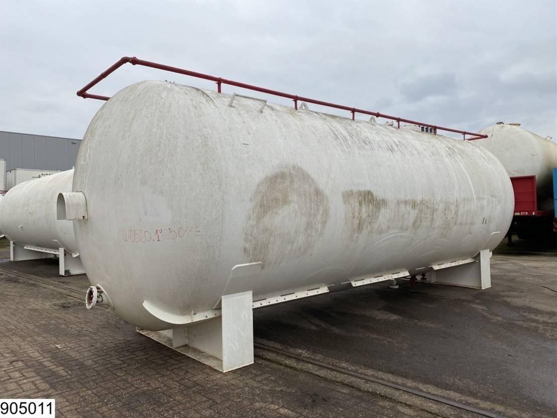 tankcontainer Diversen Citergaz Gas 52070 liter LPG GPL gas storage tank