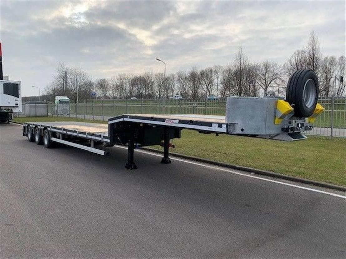 semi dieplader oplegger Faymonville MAXtrailer MAX110-Z-3AA-9.30 2021