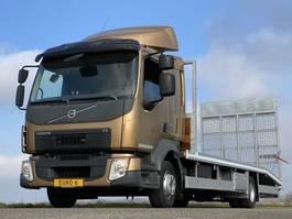 overige vrachtwagens Volvo FL240.12 EURO6. OPRIJWAGEN. als in NIEUWSTAAT! 2014
