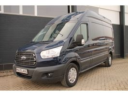 gesloten bestelwagen Ford Transit 2.0 TDCI 170PK L3H3 - Airco - Navi - Cruise - € 14.950,- Ex. 2017