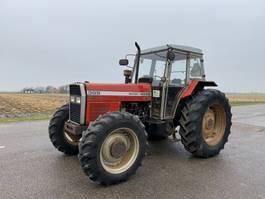 standaard tractor landbouw Massey Ferguson 399 1987