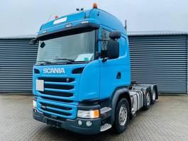 standaard trekker Scania G 450 LA6X2/4MNAH