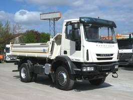 kipper vrachtwagen > 7.5 t Iveco EuroCargo 150 E 28/4x4 2-Achs Allradkipper Allra 2013