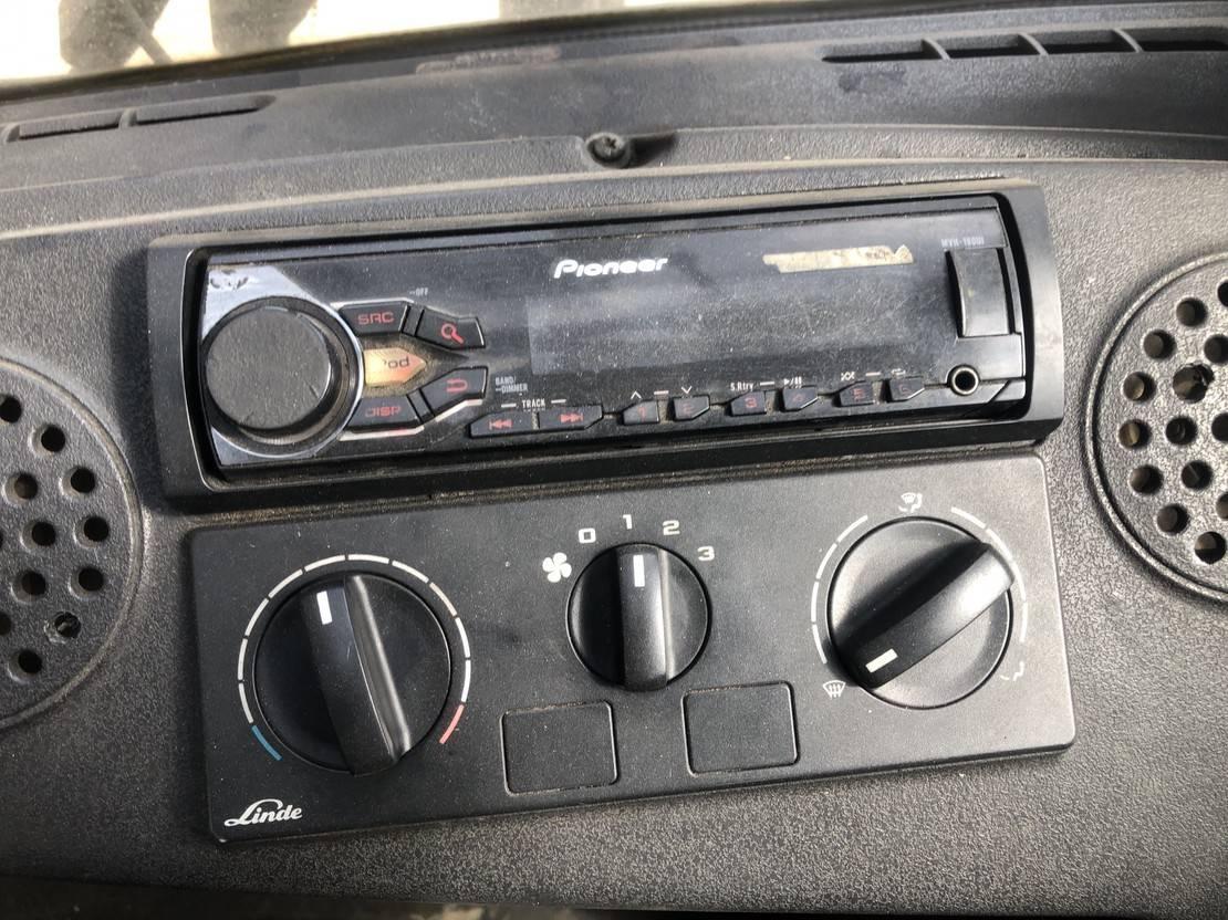 vorkheftruck Linde H30T Heftruck LPG 3de 4de functie 2004