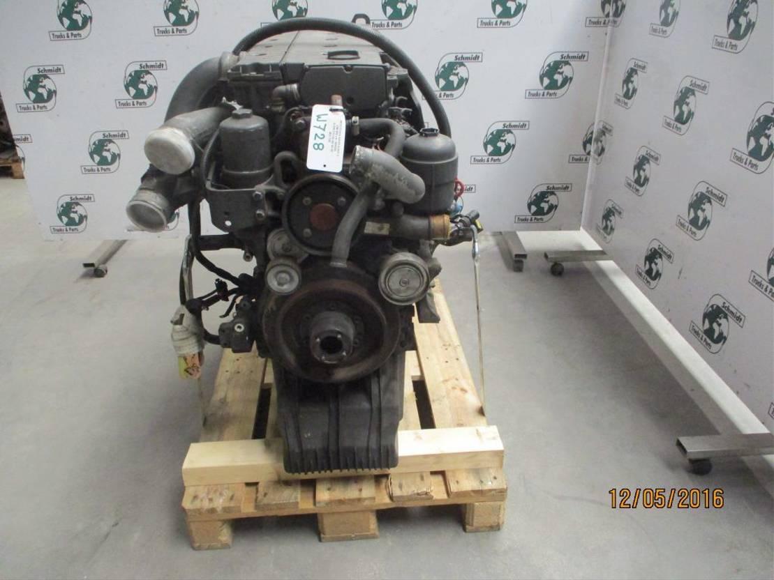 Motor vrachtwagen onderdeel Mercedes-Benz AXOR A 000 010 65 00/ 82 50 OM 906 LA EURO 3