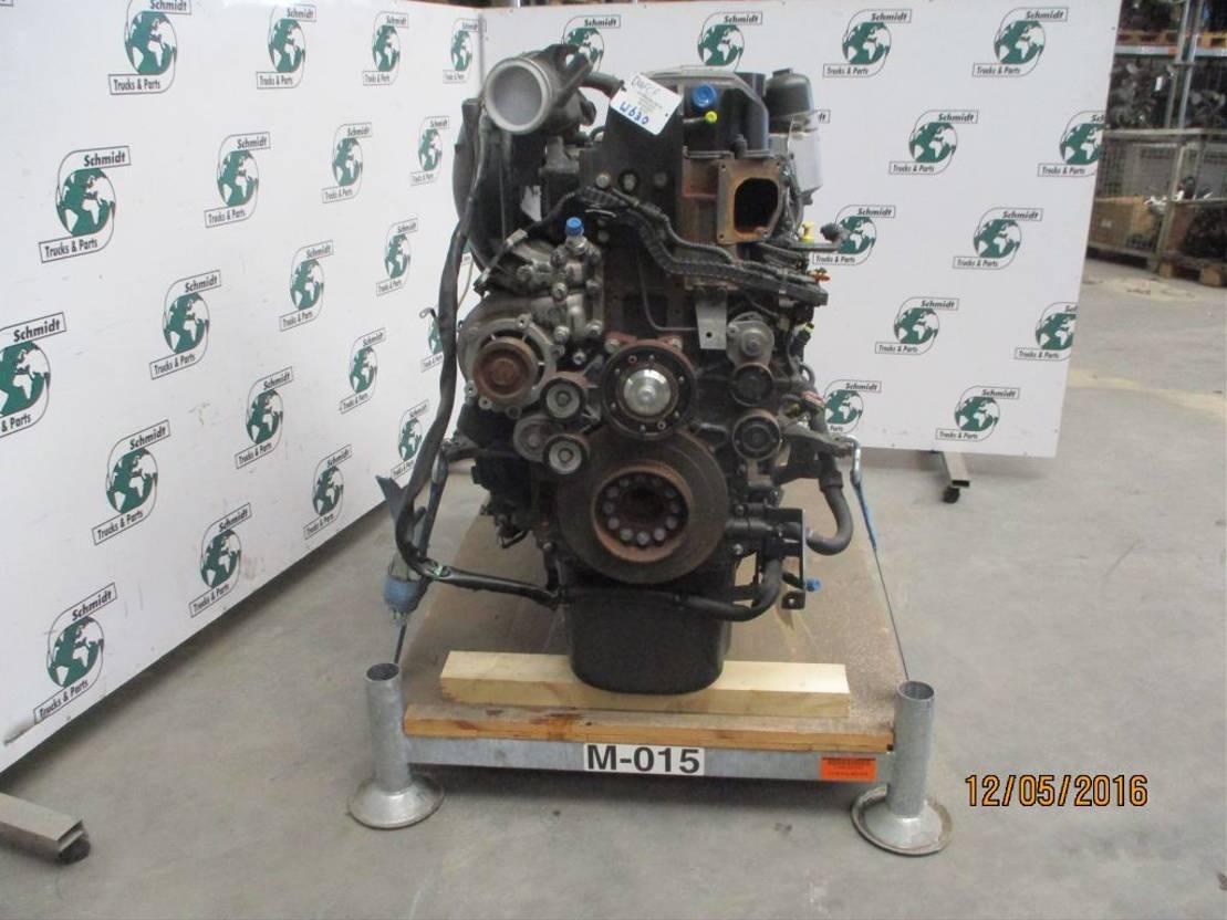 Motor vrachtwagen onderdeel DAF CF 1832776/ 1871901 TYPE: MX 265KW EURO 5 MOTOR