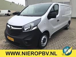 gesloten bestelwagen Opel vivaro l2 h1 airco 2015