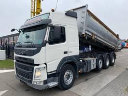 kipper vrachtwagen > 7.5 t Volvo FM 500 8X4 - EURO 6 - 392.775 KM 2015
