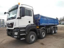 kipper vrachtwagen > 7.5 t MAN TGS 35.480 , Bordmatic, AHK 2015