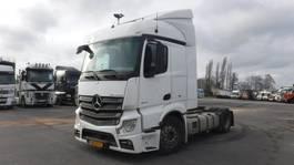 mega-volume trekker Mercedes-Benz Actros Lowdeck (Retarder) 2015