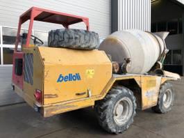 betonmixer vrachtwagen Bell oli CARMIX 2.0T 5500K6 2008