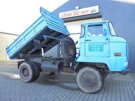 kipper vrachtwagen > 7.5 t IFA L 60 1218 4X4 Kipper 1990