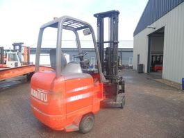 smalle gang heftruck Manitou ema 15 2004