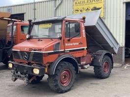 kipper vrachtwagen > 7.5 t Unimog 427 Kipper U1000 4x4 1990