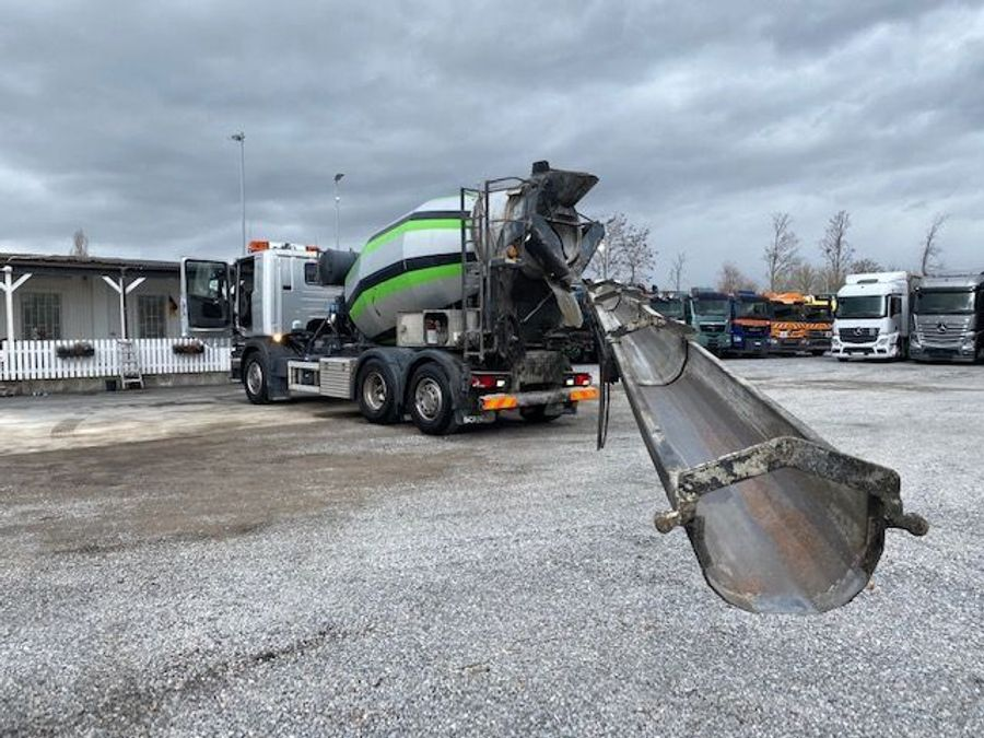 Scania - 6x2/Intermix 7 m³/Verlängerung 9,00m Mit Remote 20
