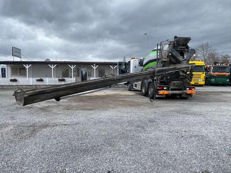 Scania - 6x2/Intermix 7 m³/Verlängerung 9,00m Mit Remote 7