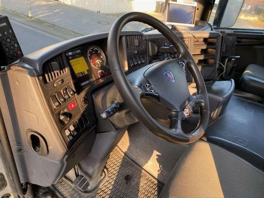 Scania - 6x2/Intermix 7 m³/Verlängerung 9,00m Mit Remote 12