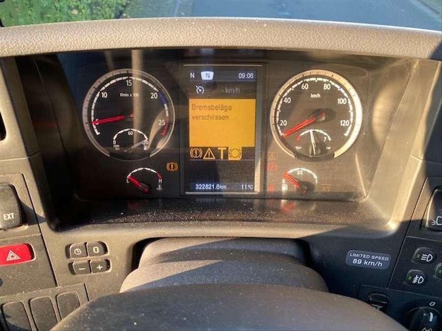 Scania - 6x2/Intermix 7 m³/Verlängerung 9,00m Mit Remote 14