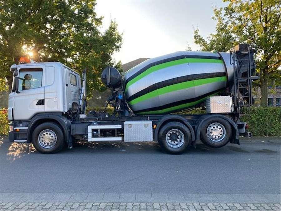 Scania - 6x2/Intermix 7 m³/Verlängerung 9,00m Mit Remote 6