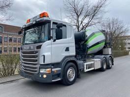 betonmixer vrachtwagen Scania G360 6x2/Intermix 7 m³/Verlängerung 9,00m Mit Remote 2011