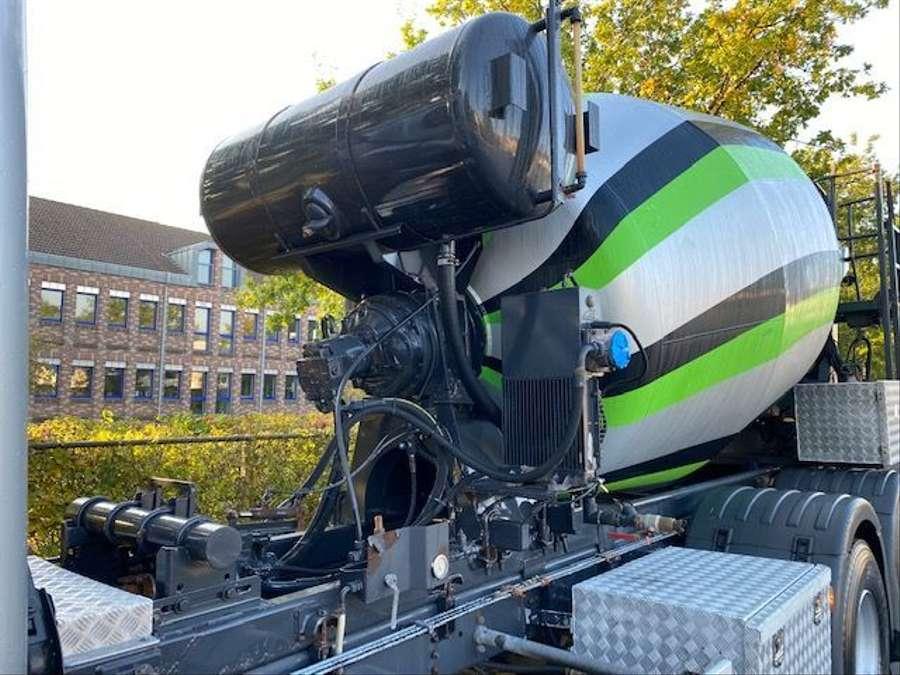 Scania - 6x2/Intermix 7 m³/Verlängerung 9,00m Mit Remote 10