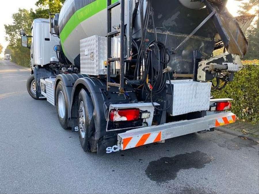 Scania - 6x2/Intermix 7 m³/Verlängerung 9,00m Mit Remote 8
