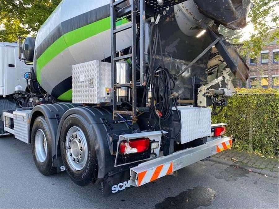 Scania - 6x2/Intermix 7 m³/Verlängerung 9,00m Mit Remote 9