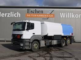 tankwagen vrachtwagen Mercedes-Benz Axor 2540 6x2, A3 2011